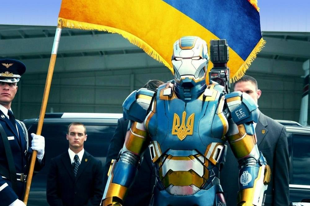 Robocop Ukraine