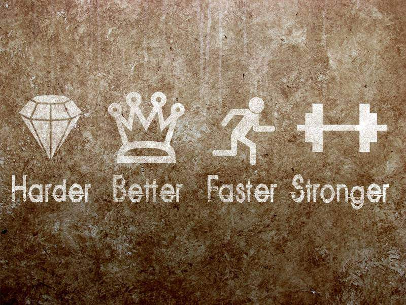 content harder better faster stronger by momentscomic